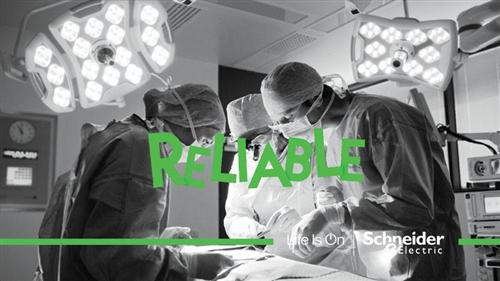 EcoStruxure™ for Healthcare