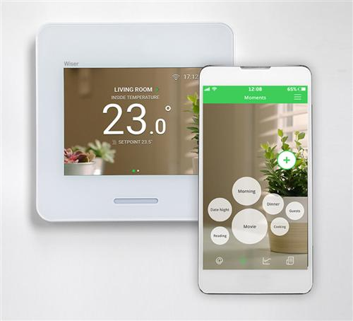 Wiser  Smart Home System & Energy Management  Schneider Electric